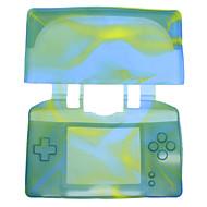 suojaava naamiointi silikonikotelo Nintendo dsl (eri värejä)
