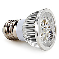 E26/E27 4 W 4 High Power LED 320 LM Green PAR Spot Lights AC 85-265 V