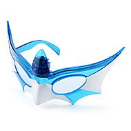 LED Flashing Batman Mask Glasses for Kids (Assorted Color)