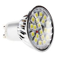 4W GU10 תאורת ספוט לד MR16 20 SMD 5050 360 lm לבן טבעי AC 220-240 V