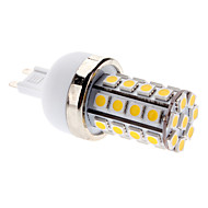 G9 7 W 36 SMD 5050 750 LM Warm White T Corn Bulbs AC 85-265 V