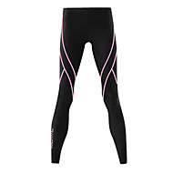 SANTIC® Cycling Pants Women's Bike Breathable / Thermal / Warm / 3D Pad Pants/Trousers/Overtrousers / Tights / Bottoms Spandex Solid