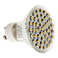 GU10 3 W 48 SMD 3528 300 LM Warm White MR16 Spot Lights AC 220-240 V