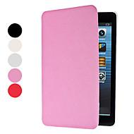 Protective PU Leather Case w/ Stand for iPad mini 3, iPad mini 2, iPad mini (Assorted Colors)