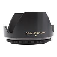 Capot Mennon 72mm pour appareil photo numérique 16mm Lentilles Lentilles +, film 28mm +
