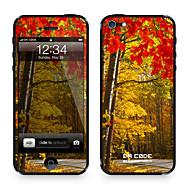 "Da koodi ™ Skin iPhone 4/4S: ""Autumn Maple Trees"" (Nature-sarja)"