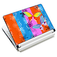 """""""Schmetterling""""-Muster Laptop Schutzfolie für 10 """"/ 15"""" Laptop 18394 (15 """"geeignet für unter 15"""")"""