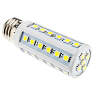 E26/E27 / B22 5W 41 SMD 5050 450 LM Natural White T LED Corn Lights AC 220-240 V