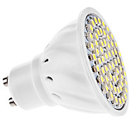 3W GU10 LED Spotlight MR16 60 SMD 3528 150 lm Warm White / Cool White AC 220-240 / AC 110-130 V