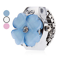 Unisex Alloy Quartz Analog Ring Watch (Assorted Colors) Cool Watches Unique Watches