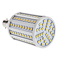 B22 19 W 138 SMD 5050 750 LM Warm White Corn Bulbs AC 85-265 V