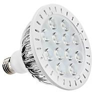 E26/E27 12 W 12 Krachtige LED 1080 LM 6000K K Natuurlijk wit PAR Spotjes AC 85-265 V