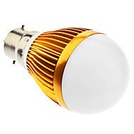 2 B22 - Globepærer (Warm White 160-180 lm- AC 85-265