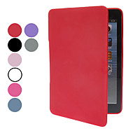 TPU materiale fuld krop sag w / står for iPad Mini 3, iPad Mini 2, ipad mini (assorterede farver)