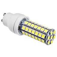 GU10 6 W 63 SMD 5050 550 LM Natural White Corn Bulbs AC 220-240 V
