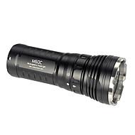 Sunwayman M60C 8-Mode Cree XM-L2 LED-taskulamppu (2500 lumenia, CR123x6/12340x6/18650x3)