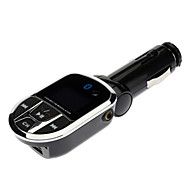 EUR € 13,98 - 3 in 1 Auto-MP3-Player / Bluetooth-Adapter / kabelloser FM Transmitter mit USB-und SD-Eingang