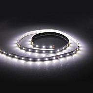100cm 2w 60x3528smd hvitt lys LED strip lampe for bil (12V DC)
