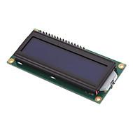 """iic / i2c série 2.6 """"1602 écran du module d'affichage à cristaux liquides pour (pour Arduino) (fonctionne avec les cartes officielles (pour Arduino))"""