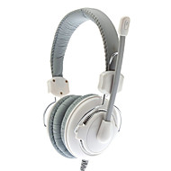 NUBWO-515 Deep Bass Comfortable Design Stereo Headphone with Microphone(40mm Driver)