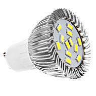 4W GU10 LED Spotlight MR16 12 SMD 5630 360 lm Natural White AC 110-130 / AC 220-240 V