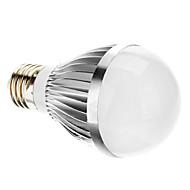 5W E26/E27 LED Globe Bulbs A60(A19) 10 SMD 5730 350 lm Cool White AC 220-240 V