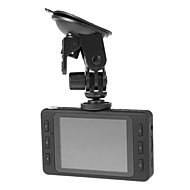 2.0 Inch CAR DVR 140°Wide Angle View Support LED Night Vision