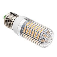 E26/E27 7 W 138 SMD 3528 620-640 LM Warm White Corn Bulbs AC 220-240 V