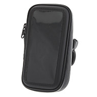 Sporty Water Resistant Protective Full Body Case with Bicycle Handlebar Mount Holder for iPhone 5/5S