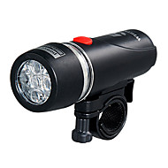 Светодиодные фонари / Велосипедные фары / Передняя фара для велосипеда LED Велоспорт Люмен Батарея Велосипедный спорт-Освещение