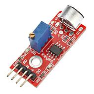 Modulo sensore di rilevamento del suono di alta qualità (per arduino) Microfono