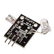 대한 키이스 KY-039 손가락 심장 박동 감지 센서 모듈 (Arduino를위한)