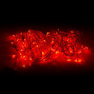 10M 100-led rood licht LED Christmas Decoration String Light (220V)