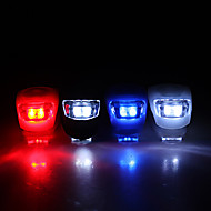 Pyöräilyvalot / Polkupyörän etuvalo / turvavalot LED Pyöräily CR2032 Lumenia Patteri Pyöräily