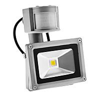 10 Kald Hvit , Sensor) 900 lm- AC 85-265