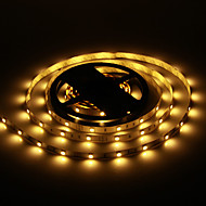 5M 30W 30x5050SMD 1500-1800LM 2800 3200K varmt hvidt lys LED Strip Light (DC12V)