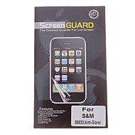 Professional Matte Anti-Glare LCD Screen Guard Protector for Samsung S5630
