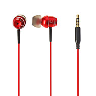 Salar EM-511 Super-Bass High Quality In-Ear Earphones With MIC For MP3,MP4,Mobile Phone