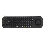Teclado measy RC13 2.4G Air Mouse inalámbrico con altavoz y micrófono para Google Android TV Box
