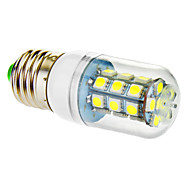 E26/E27 12 W 27 SMD 5050 1050 LM Warm White / Cool White T Corn Bulbs AC 85-265 V