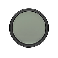 fotga® 67mm schlank Fader ND-Filter variabel einstellbar Neutraldichte ND2 zu ND400