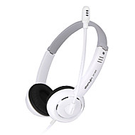 DANYIN DT-326 Stereo Over-Ear Headphone with Mic and Remote for PC Computer