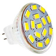GU5.3 4.5 W 15 SMD 5730 310-320 LM Cool White MR11 Spot Lights V