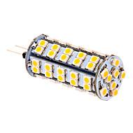 5W G4 LED-maïslampen T 66 SMD 3020 380 lm Warm wit DC 12 V