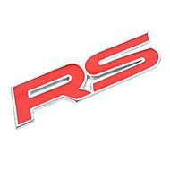 RT Metal RS Sticker