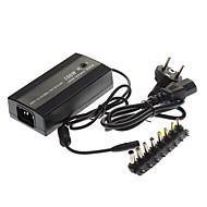 Universal Laptop Car and Airplane 100W AC/DC Adaptor 15V/16V/18V/19V/20V