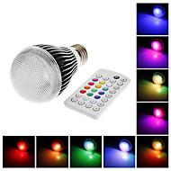 Globe Bulbs 9 W 300 LM RGB AC 100-240 V