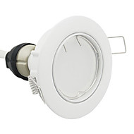 Spot LED Gradable Blanc Chaud GU10 7W 56 SMD 3014 580 LM AC 100-240 V