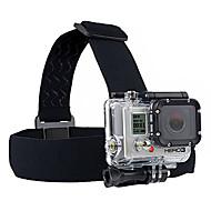 Black Camera Fixed Headband for Gopro Hero2/ Hero3