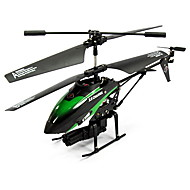 Hélicoptère WLtoys V398 3.5CH RC avec balles (couleurs assorties)